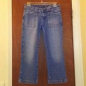 American Rag Jean Capris Size 1